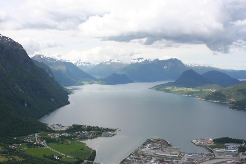 Noorse landschapsarchitectuur