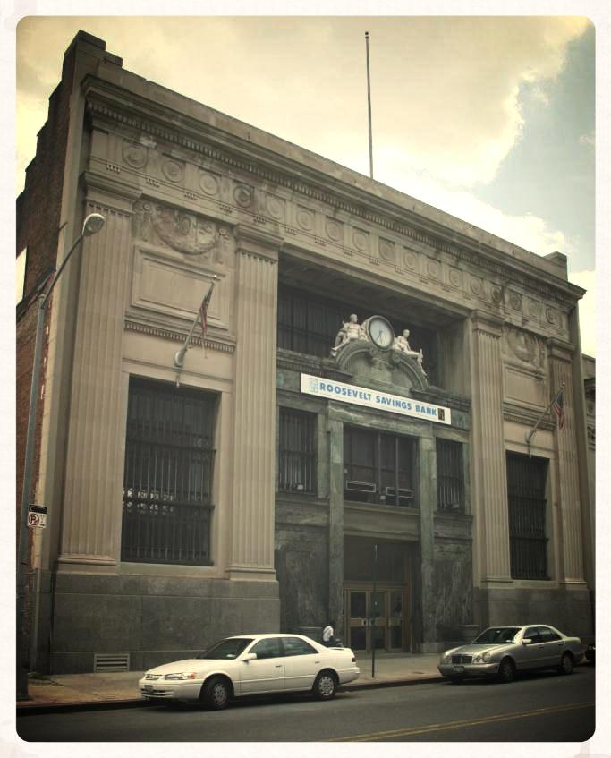 Coöperatieve bank